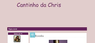 http://cantinhodachris583.blogspot.com.br/