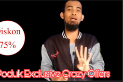 4 Produk Exclusive Crazy Offers
