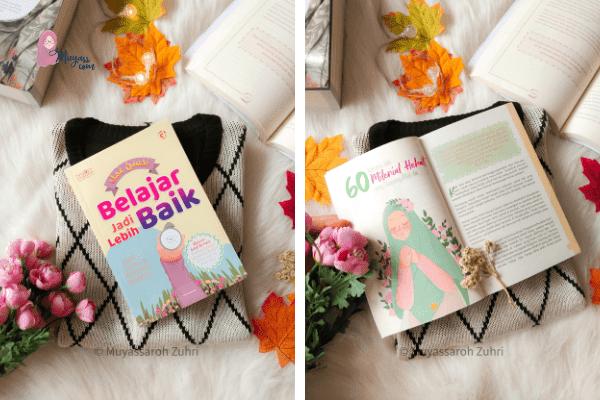Cerita di Balik Proses Menulis Buku Belajar Jadi Lebih Baik
