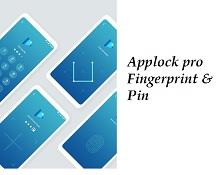 Aplikasi fingerprint layar