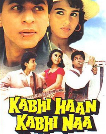 Kabhi Haan Kabhi Naa 1994 Hindi Full 300mb Movie Download