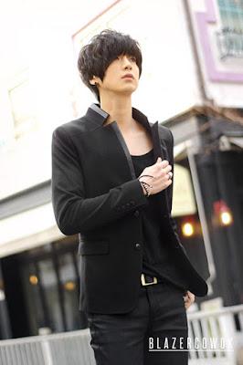 blazer cowok blazercowok.com jaket korean jas pria sk33 b
