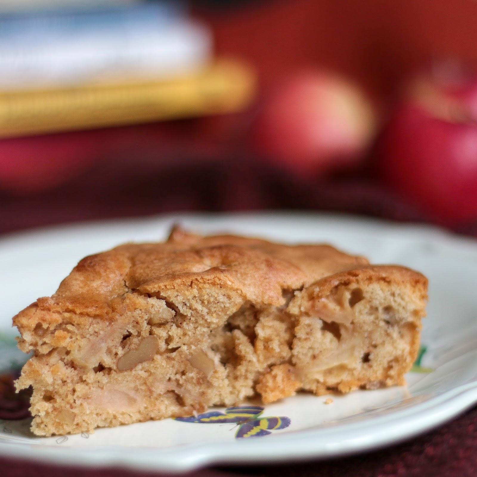Elmalı Tarçınlı Kek