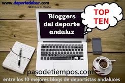 top ten blogs deportistas andaluces