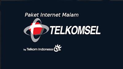 Paket Internet Malam (MDS) Telkomsel
