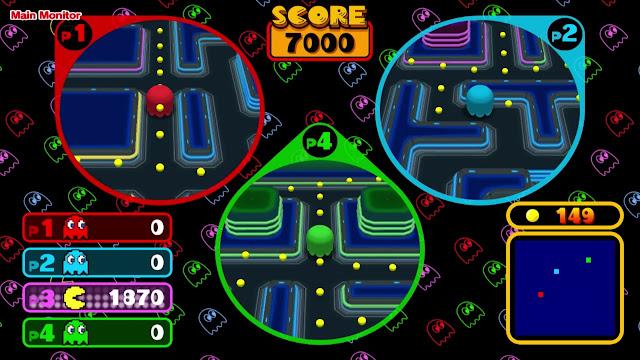 Namco retro games