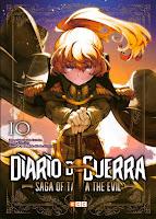 Diario de guerra: Saga of Tanya the Evil #10 - ECC Ediciones