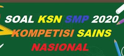 Surat Edaran Lomba KSN tingkat SD dan SMP