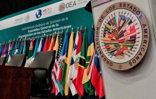 EEUU dice contar con 24 votos para suspender a Venezuela de la OEA