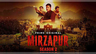 Mirzapur season 2 on Amazon Prime Video | Mirzapur Web Series|