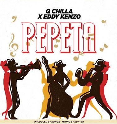 AUDIO   Q Chilla X Eddy Kenzo - Pepeta    Mp3 Download
