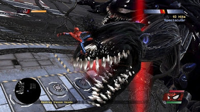 Spiderman Web of Shadows Game PC Ringan