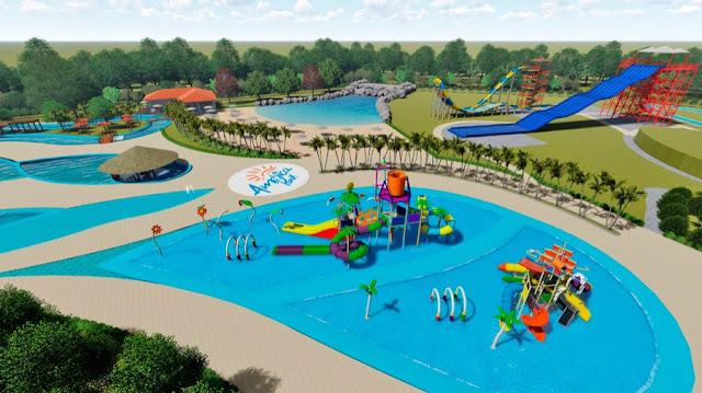 Iretama terá parque aquático termal! Grupo investirá R$ 10 milhões no empreendimento