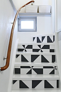 Arreglar una escalera