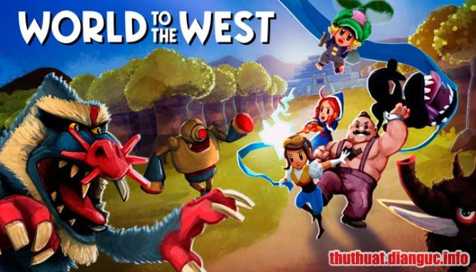Download Game World to the West Full Cr@ck