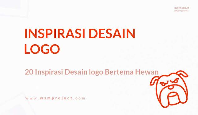 Inspirasi Desain logo Bertema Hewan