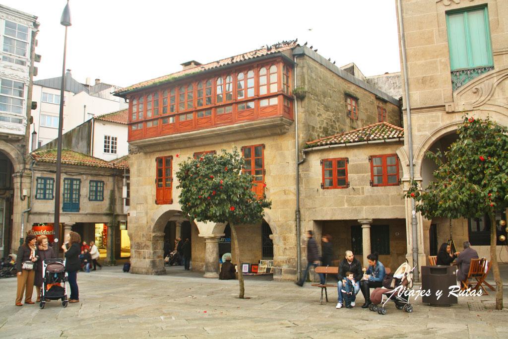 Plazas de Pontevedra