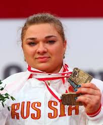 Tatiana Kashirina Worlds Strongest Woman.  StrengthFighter.com