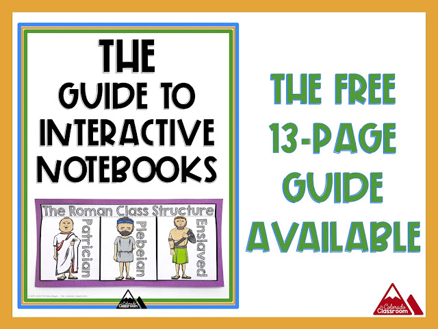 THE Guide to Interactive Notebooks Available Here