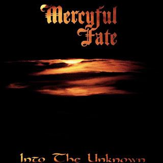 """Ο δίσκος των Mercyful Fate """"Into the Unknown"""""""