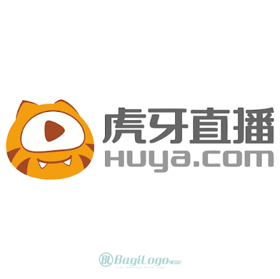 Huya Live Logo Vector