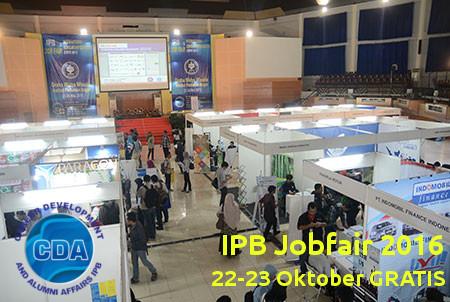Bursa Kerja IPB Jobfair