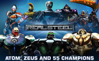 Download Real Steel v1.29.2 APK Gratis Terbaru