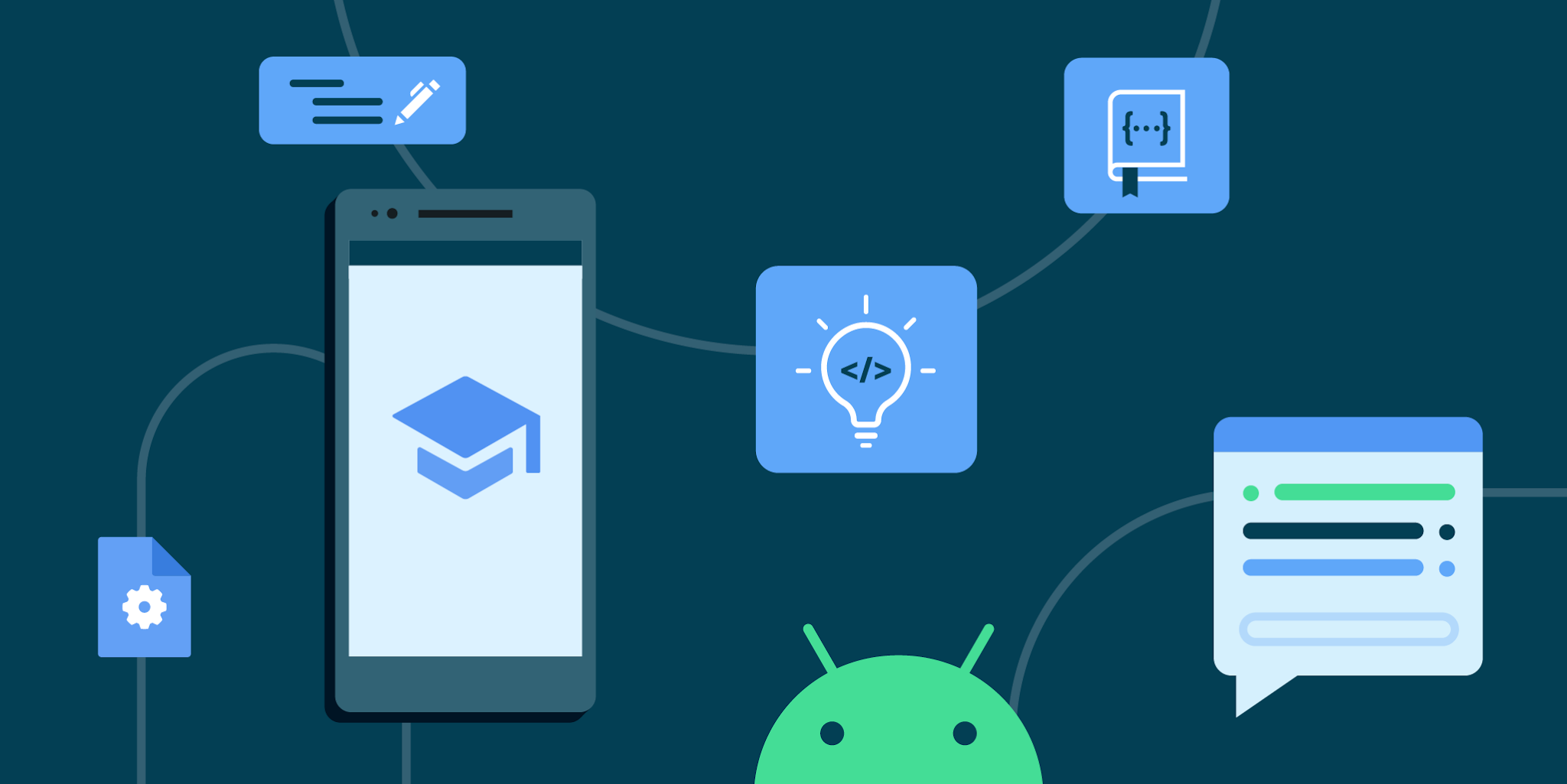 Android Developers Blog: New curriculum for educators to teach Android app development