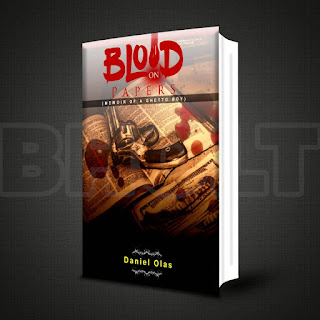 Download Free Ebook - Blood On Papers By Daniel Olas