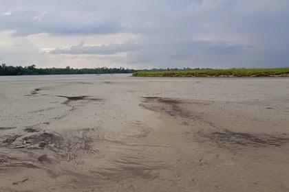 Perkenalkan Wisata Twin Island, Pantai Indah di Tengah Sungai