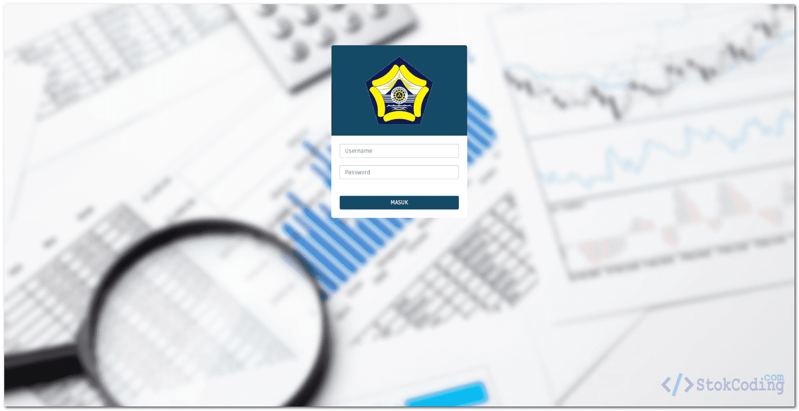 Sistem Informasi Laporan Tahunan Berbasis Web (Codeigniter)