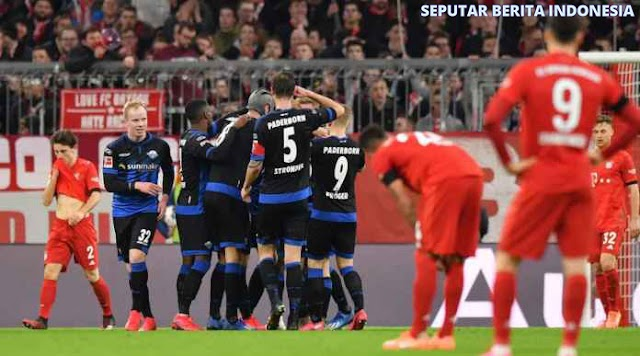 Lewandowski Membuat Bayer Munchen Menang DI Menit Akhir