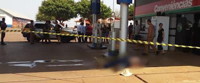 Autor de homicídio ocorrido no domingo (15) se apresenta na Polícia Civil