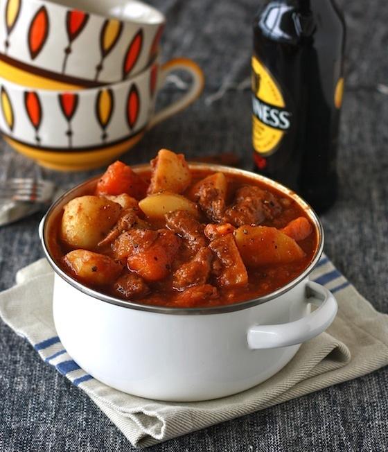 Guinness Irish Beef Stew by SeasonWithSpice.com