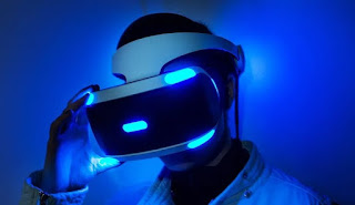 Sony reveals details of PSVR VR headset for PlayStation 5 - it will get advanced controllers