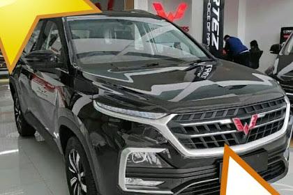 Perbandingan Spesifikasi Mobil Wuling Almaz dengan Honda CR-V