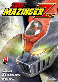 SHIN MAZINGER ZERO #9