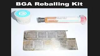 reballing tools