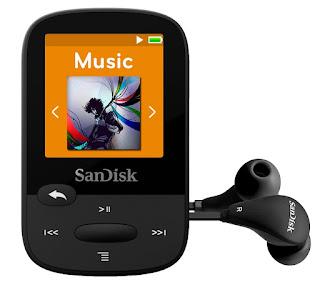 SanDisk Clip Sport Plus MP3 Player