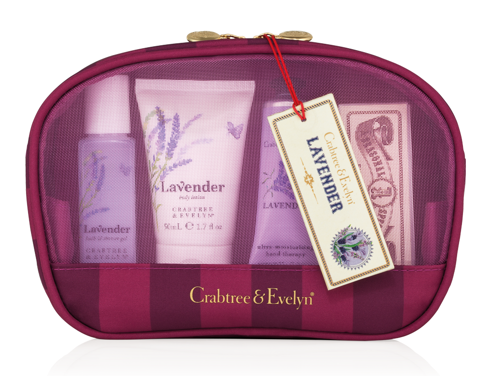 Crabtree & Evelyn's Lavender Traveler Gift Set.jpeg