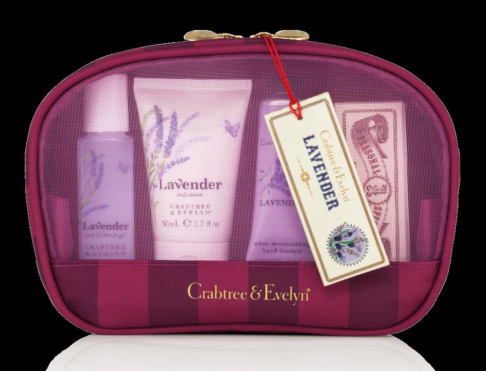 Crabtree & Evelyn's Lavender Traveler Gift Set.jpeg