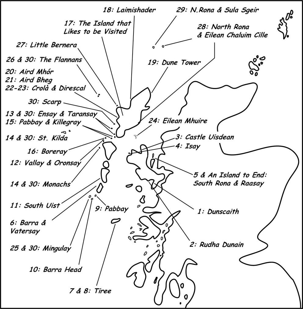 marc calhoun book 2 outer isles