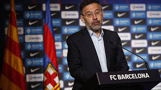 Bartomeu claims VAR was not appropriate after the league returned