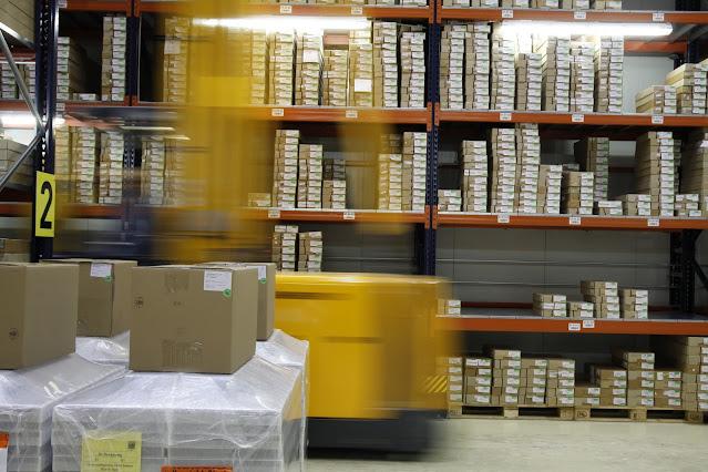 Logistics Area