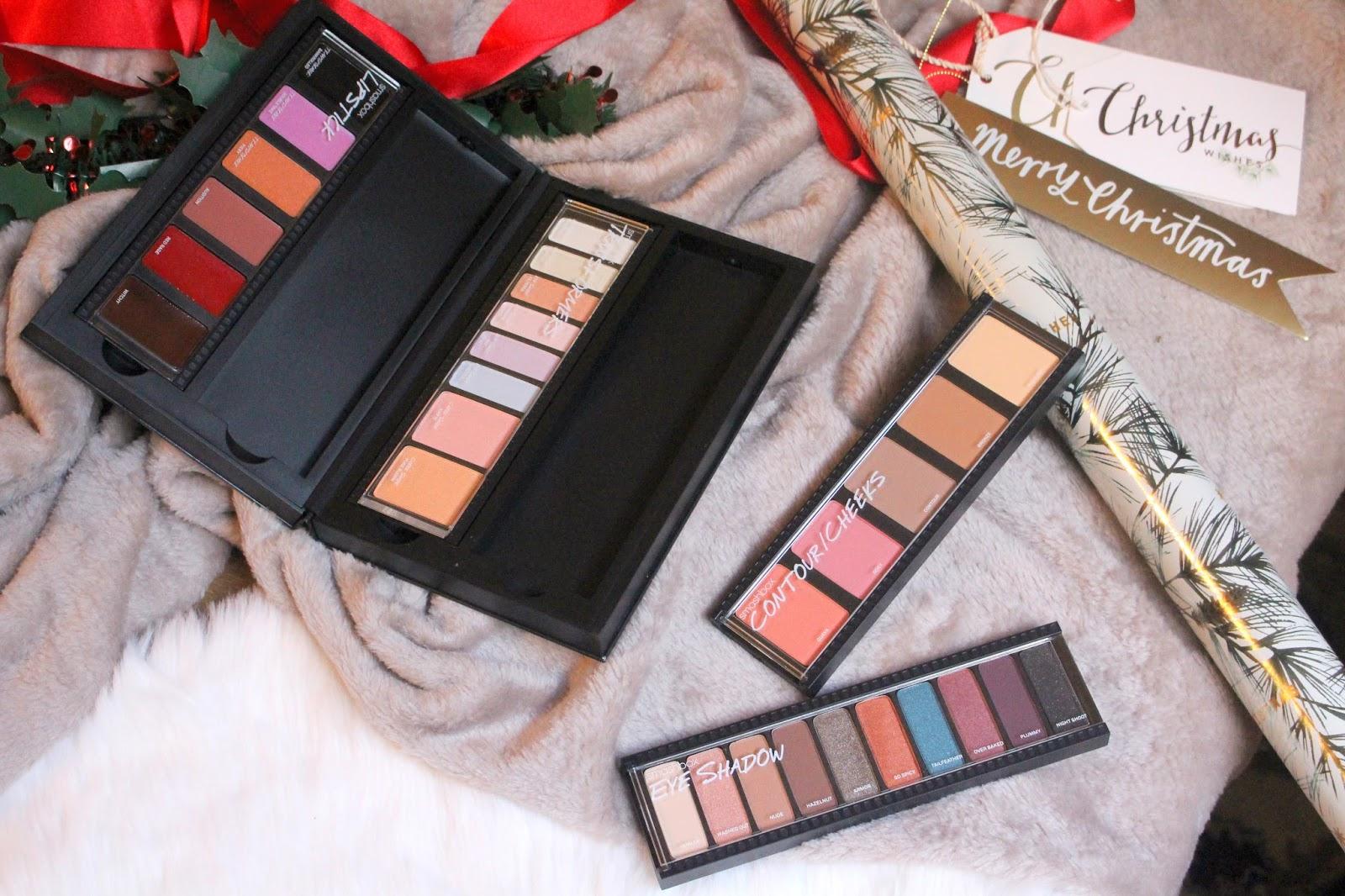 smashbox cosmetics palettes