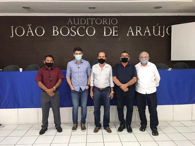 ECONOMIA: Criação do Centro Paraibano de Emprego pauta encontros do 'Fórum da Retomada' com setores produtivos de Patos