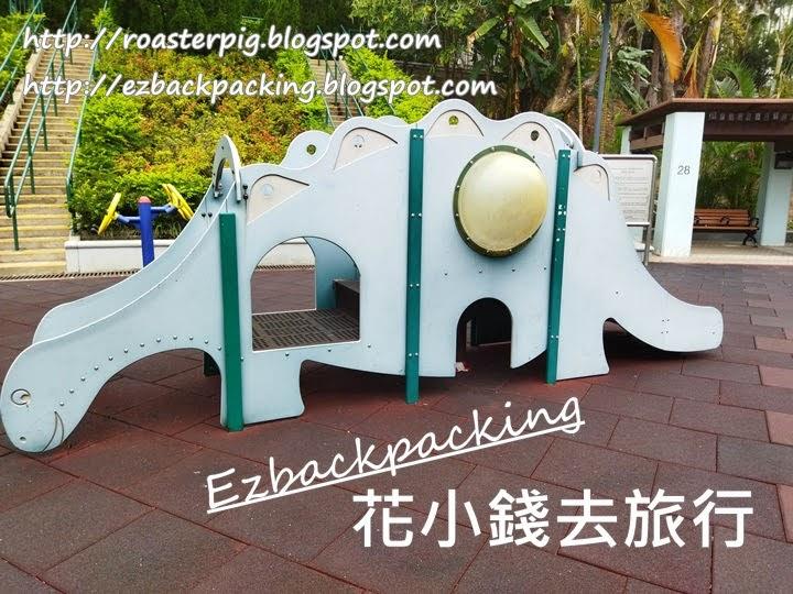 城門谷公園兒童遊樂場