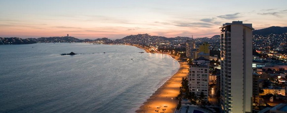 Visita Acapulco, México
