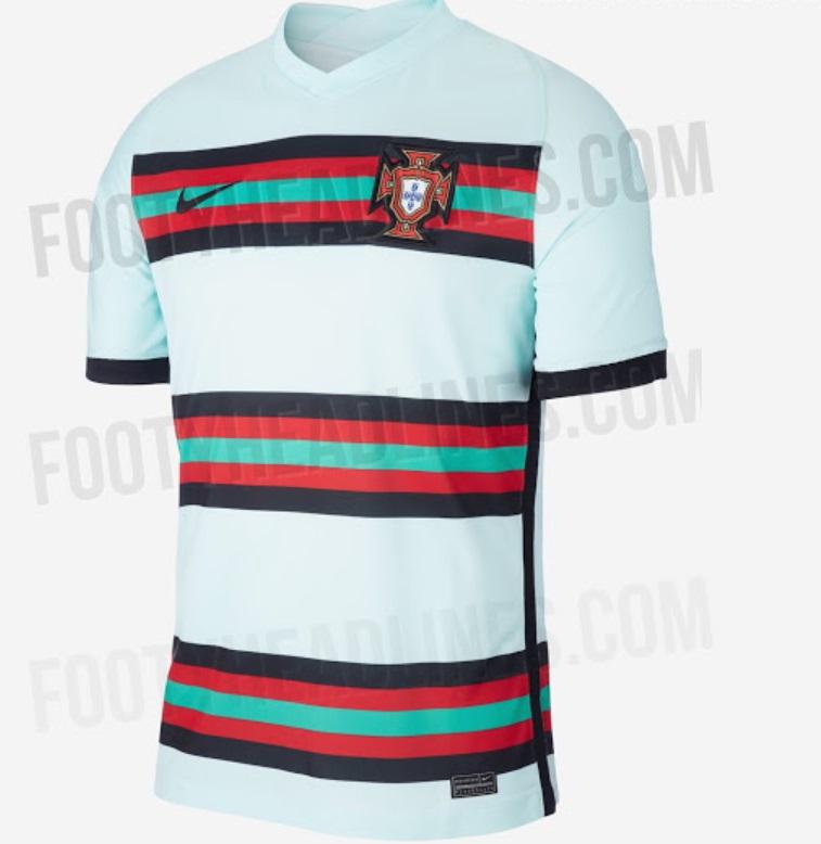 Portugal Euro 2020 Away kit