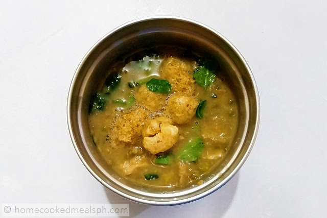 dinner, ginisang monggo, lunch, monggo recipes, recipes, pinoy recipes, Filipino recipes,